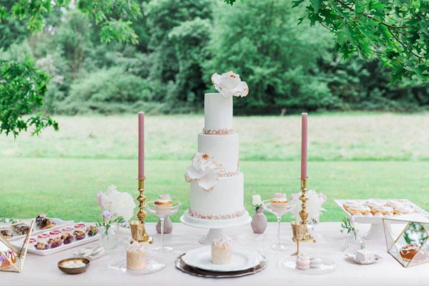 Wedding Cake Display | Surrey | London | Planner