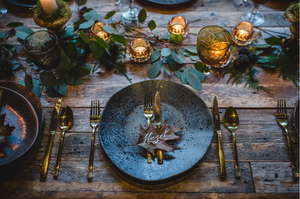 Bluebird Creative | Wedding Photoshoot | Tablescape