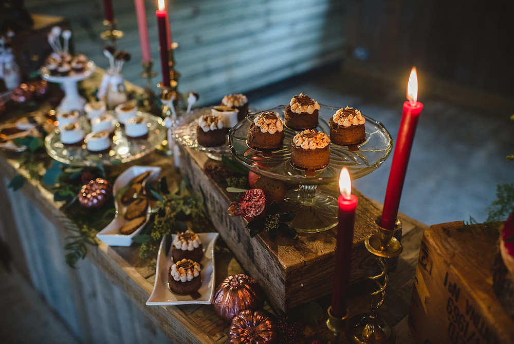 S'mores Table | Party Planning | Surrey | London