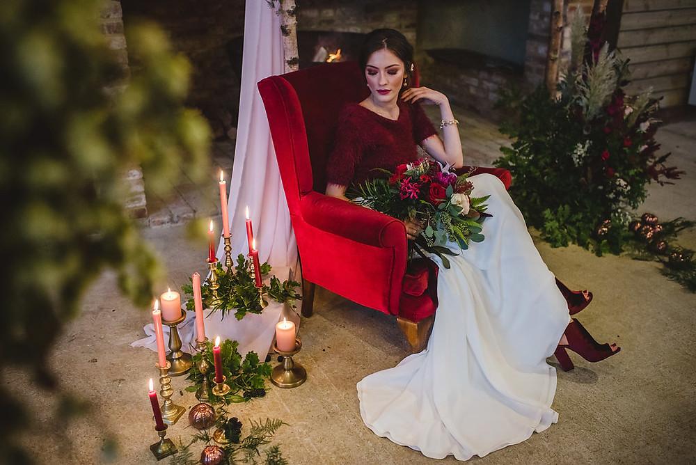 Jesus Piero | Flower Arch | Luxury Uk Wedding Planners
