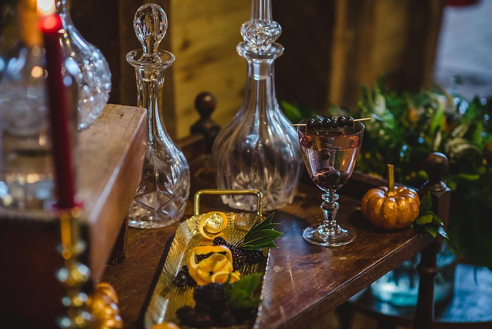 Gin Bar | Uk Stylish Wedding Planners