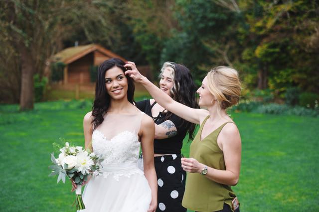 Surrey Wedding | Makeup | Wedding Hair