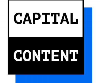 April Supplier of the month- Capital Content