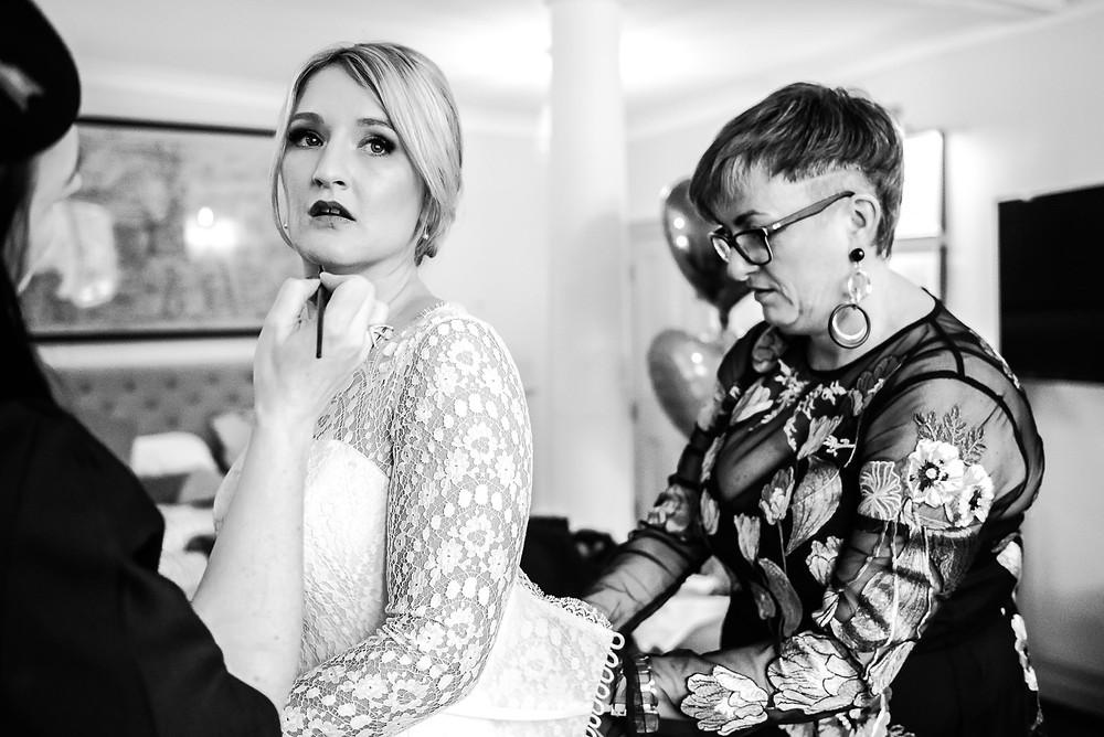 Emma Meek | Suzanne Neville Wedding Dress