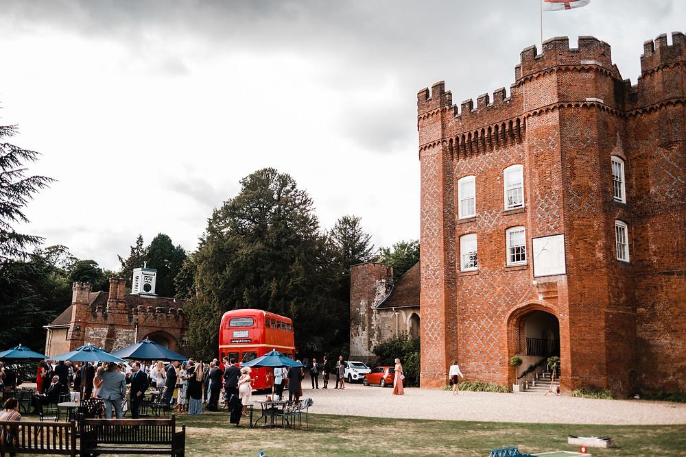Farnham Castle Wedding, Surrey | Uk