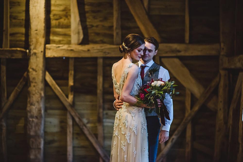 Barn Wedding | Bluebird Creative | Surrey