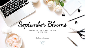 September Wedding, September wedding flowers, Uk wedding planner