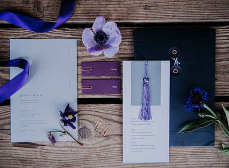 What On The Day Wedding Stationery Do I Need?