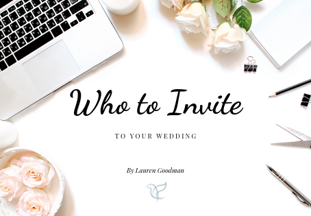 Who To Invite To Your Wedding