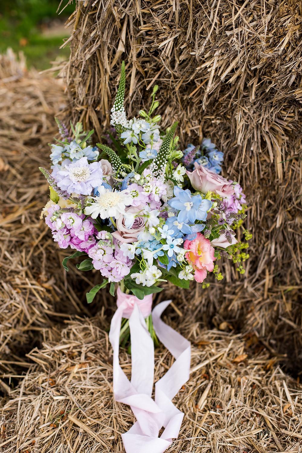 Surrey wedding flowers, Mad Lilies