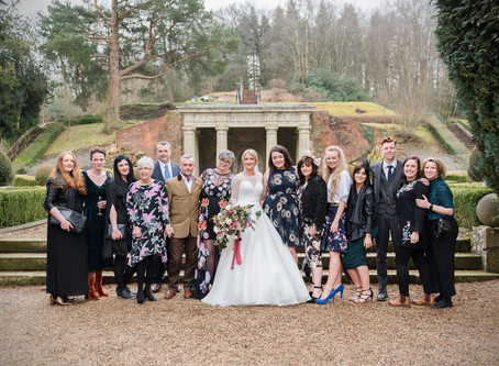 Collaboration, support and working together with Wedding Planners