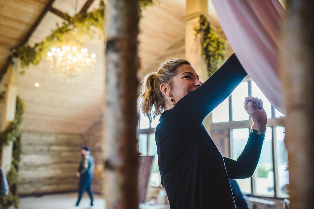 event planner, event stylist, wedding decor, bluebird creative