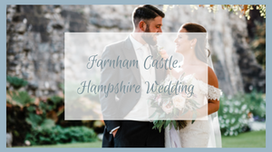 Hampshire Wedding | Farnha Castle | Uk stylish wedding planners
