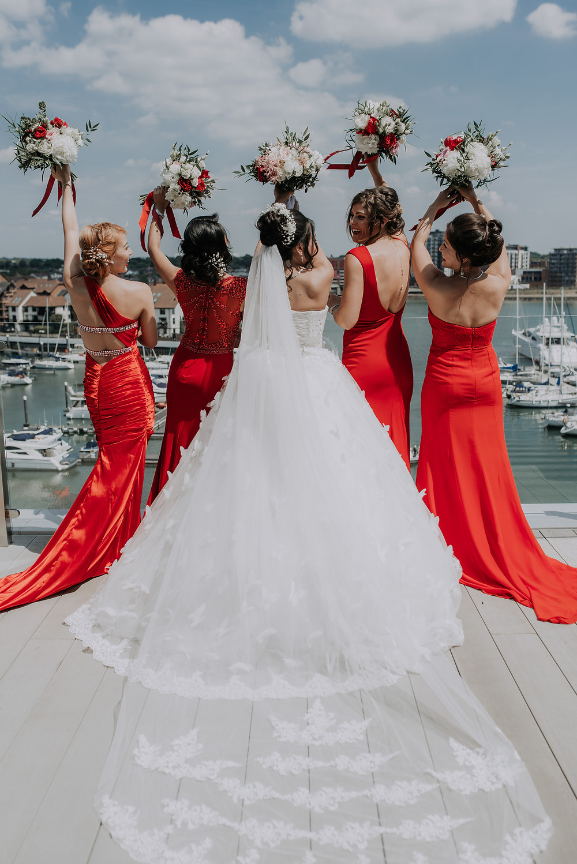 Uk Wedding Planner | Bridesmaids | Wedding Planning Tips