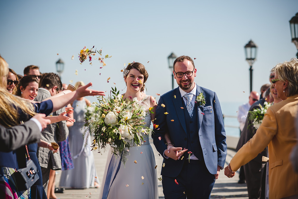 UK seaside wedding | UK wedding planners