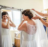Seaside Bride | West Sussex Wedding