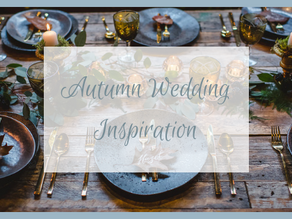 Falling For Autumn- Styled Wedding Shoot