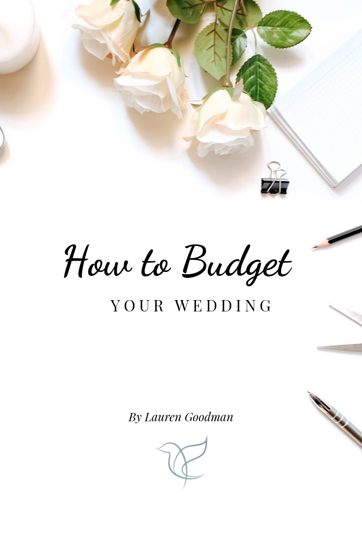 wedding budget, budgeting your wedding, Surrey wedding planner, on the day coordination