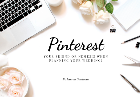 How to use Pinterest to Plan you Wedding!