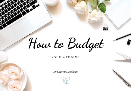 How to budget your wedding