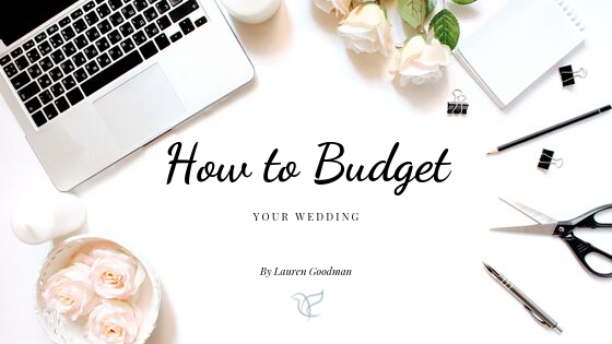 wedding budget, how to budget your wedding, wedding planner Surrey