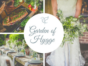 Garden of Hygge Styled shoot