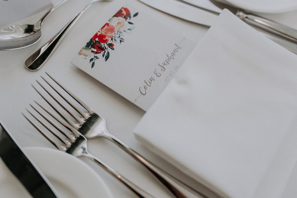 Bespoke Persoanl Stationary | Wedding Day | Full Planning