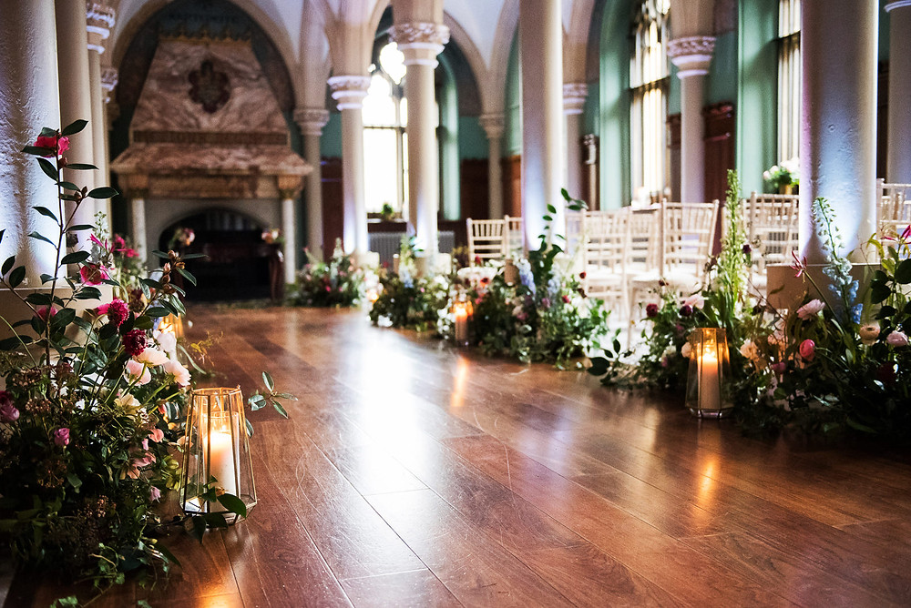 Wotton House | Bloomingayles | Surrey Wedding