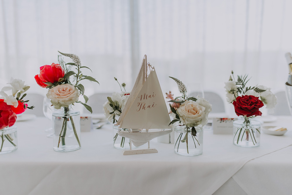 Bespoke Wedding Details | Surrey Wedding Planner