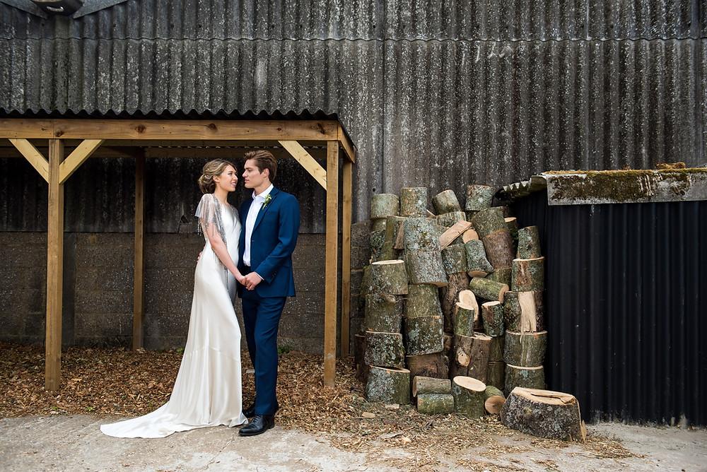 Barn Wedding, Surrey