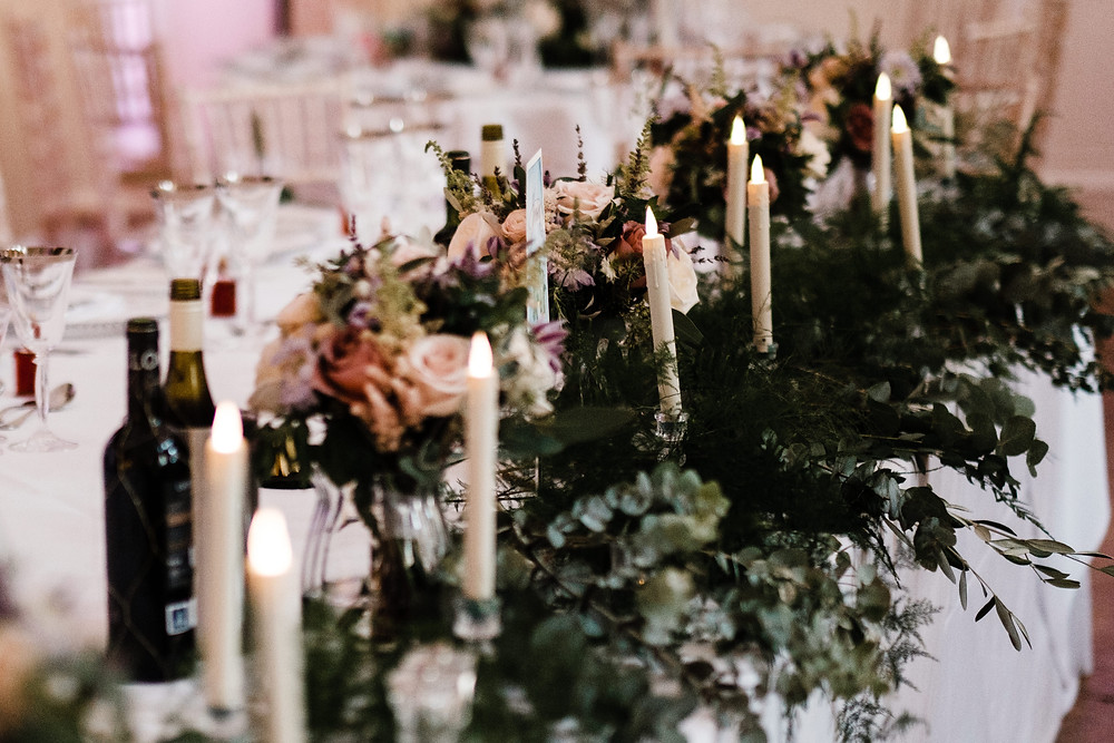 Flower design | Hampshire Wedding