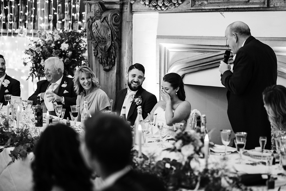 Wedding Speeches | Hampshire Wedding Planners | London