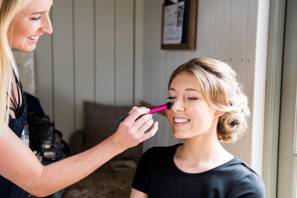 Surrey Makeup Artist, Wedding Planner