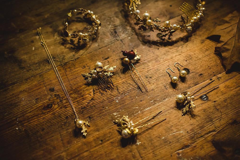 Gold Wedding Jewellery| Bespoke | Planners