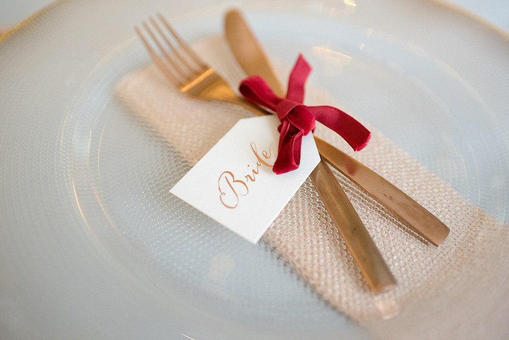 Calligraphy | Place Name | Wotton House Wedding | Surrey Wedding Planner