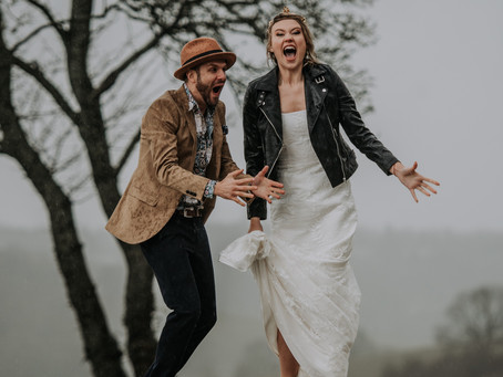 How To Plan For The Weather On Your Wedding Day