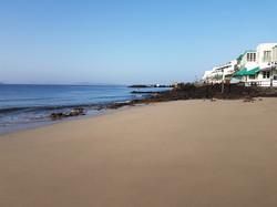 Village beach Playa Blanca