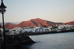Playa Blanca (early evening)