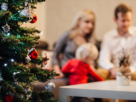 10 Ways to De-Stress during the Holidays