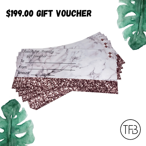 $199 Gift Voucher