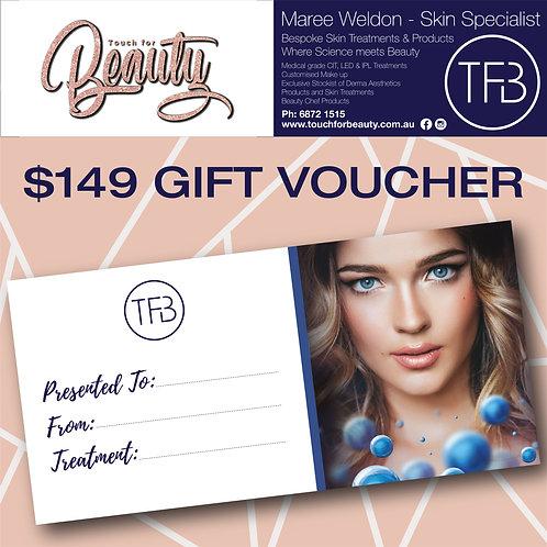 $149 Gift Voucher