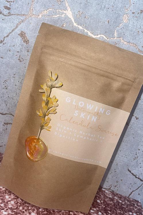 Organic Herbal Tea for Skin+Lymphatic+Digestion
