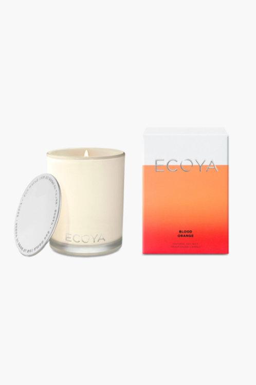 ECOYA Limited Edition Blood Orange metro candlE