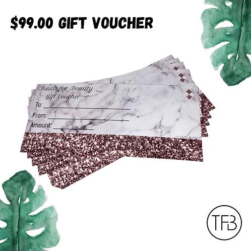 $99 Gift Voucher