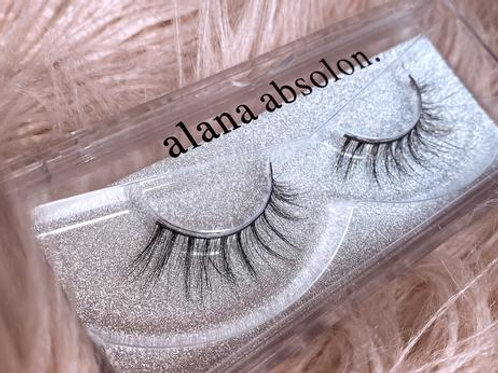 Whispy Faux Mink Strip Lashes