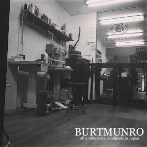 レザー&シルバーBURTMUNRO北堀江店