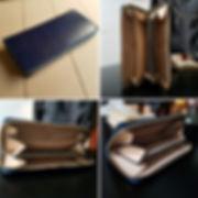 オーダー・ルガトレザー財布