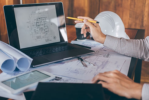 Construction engineering or architect ha