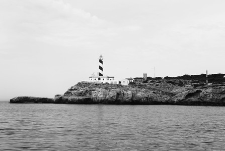 Light House on the Cliff