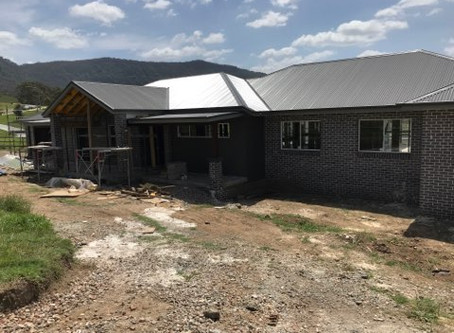 Now Building in Wongawilli